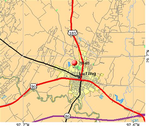 where is luling texas on a map 78648 zip code luling texas profile homes apartments schools population income