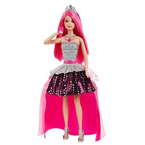 film barbie rock et royal barbie in rock n royals singing courtney doll toys games