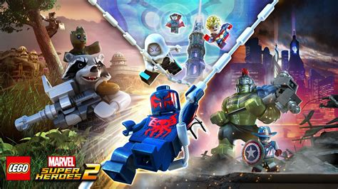 lego marvel super heroes 2 wallpapers images photos lego marvel super heroes 2 coming to pc ps4 switch xbox