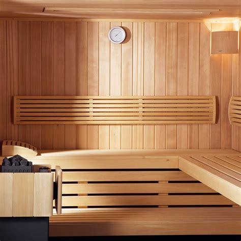 Wallpaper Ideas For Bathroom by Sauna Home Die G 252 Nstige Sauna Klafs