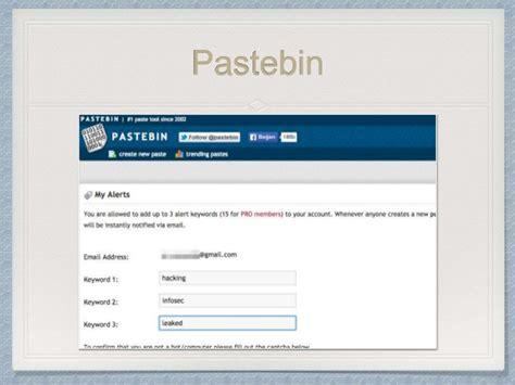 cd vids pastebincom yeni nesil sosyal m 252 hendislik saldırıları ve siber istihbarat