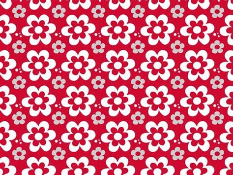 flower pattern vector graphics floral flower graphics pattern vector vector free download