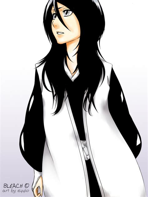 bleach hairstyles anime rukia is a captain by eqqlo on deviantart