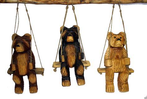 1 Ft Henry Swing Bear Breck Bears