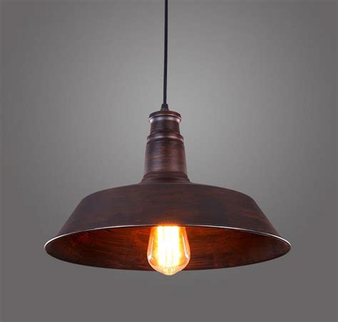 Ac100 240v D26cm White Black Red Bronze Metal Lshade Pendant Light Base