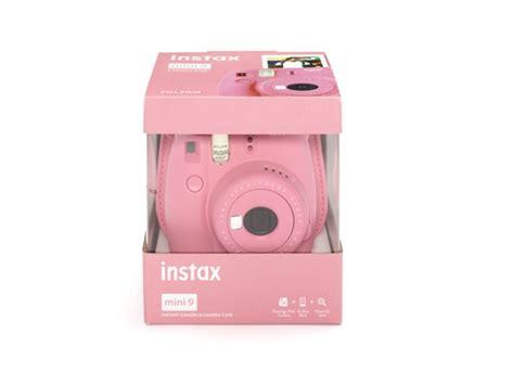 camara fujifilm instantanea c 225 mara instant 225 nea fujifilm instax mini 9 rosa funda