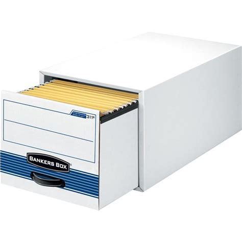 bankers box bankers box 311 stor drawer steel plus