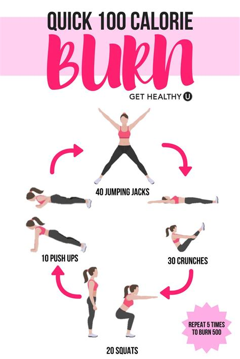 25 best ideas about burn 100 calories on 100