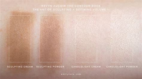 kevyn aucoin contour light kevyn aucoin sculpting powder contour in light is supposed