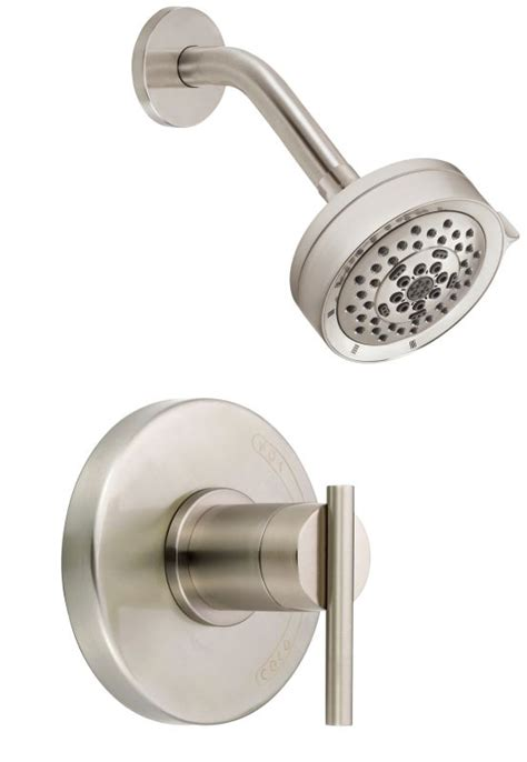 Upc Shower Faucet by Upc 719934102581 Danze D510558bnt Brushed Nickel Parma