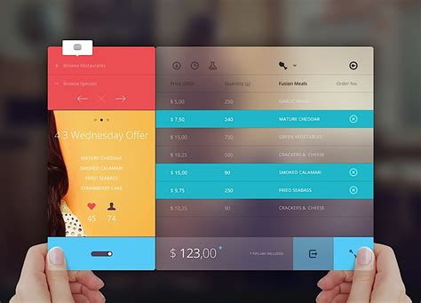 ui design idea creative ui design by cosmin capitanu