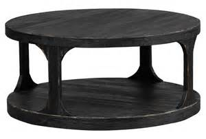Large Black Square Coffee Table - rustic round coffee table for living room chocoaddicts com chocoaddicts com