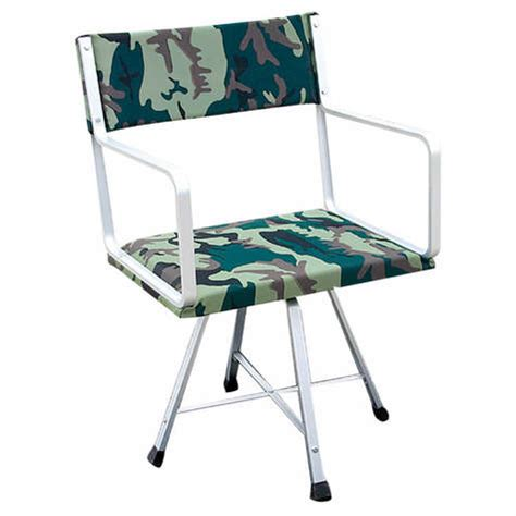 Deer Stand Chairs scp1 silent shooter s chair 360 degree swivel by