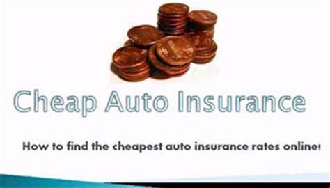 Cheap Car Insurance Comparison by Auto Insurance Quotes Comparison Find Cheap
