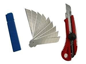 Pen Paper Sdi Cutter 0404 A 300 sdi 5421 snap utility knife with 12 set of sk2 cr blades 18mm heavy duty cutter