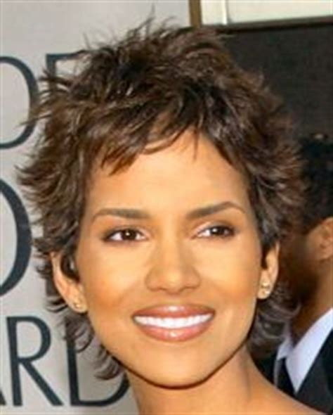 1000  ideas about Halle Berry Haircut on Pinterest