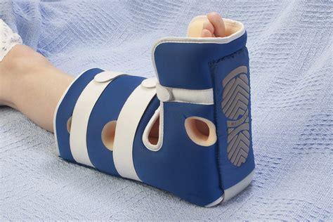 heel protectors for bed sores heel offloading afo braces