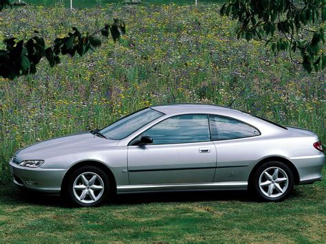 peugeot 406 coupe 2003 1997 peugeot 406 coupe pininfarina milestones