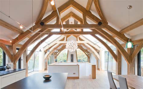 the oak house oak frame houses green oak carpentry company