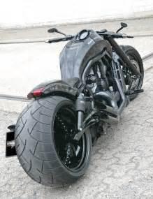 Harley davidson v rod monster motorcycle
