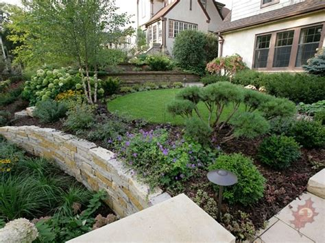 Dolomite Gardening by Limestone And Dolomite Retaining Walls Traditional