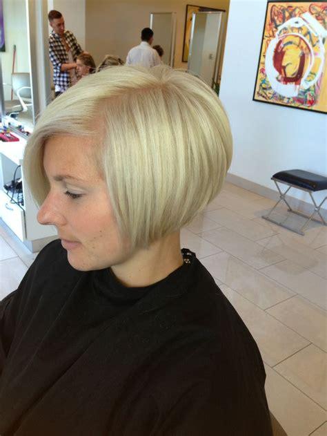 precession haircut precision cut graduated bob by alicja capelli salon