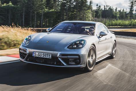 E Porsche Preis by Porsche Panamera Turbo S E Hybrid Executive Test Technik