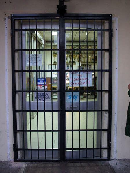 porte zincate inferriate di sicurezza parma lombardia grate zincate