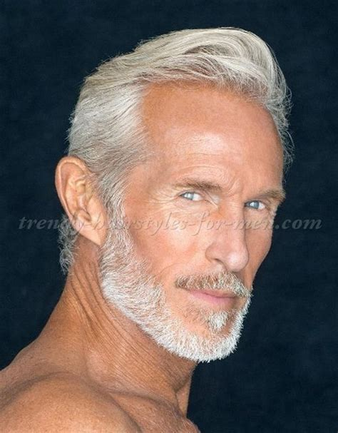over 50 male gray hair best 25 slicked back hairstyles ideas on pinterest