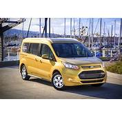 2014 Ford Transit Connect Wagon Driving The Unminivan