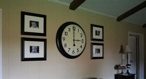 Clock For Living Room by Ideas For Decorating With Clocks
