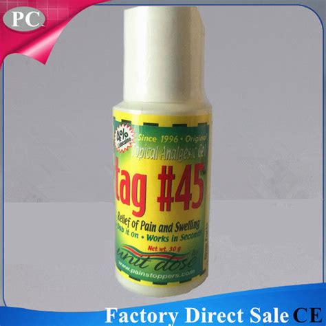 tattoo pain relief spray 2016 topical original tag 45 during tattoo anaesthetic
