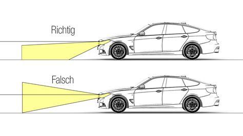 Licht Einstellen Auto eigenst 228 ndig autoscheinwerfer einstellen