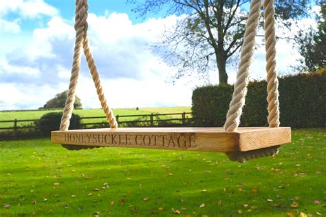 wood garden swing wooden garden swings makemesomethingspecial co uk