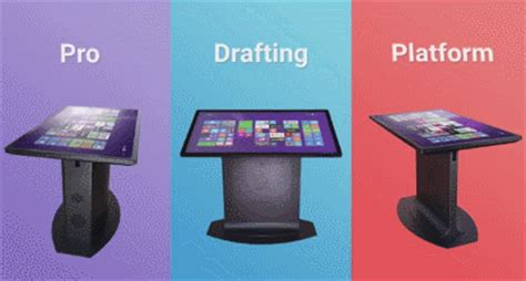 100 best gadgets for architects multitouch drafting ideum 55 quot multitouch tables w 4k display