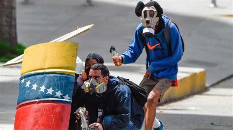 imagenes protestas venezuela muere un menor en otra jornada de protestas en venezuela