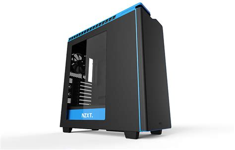 Modern Home Colors Interior by Nzxt H440 Special Edition Colored Cases Arrive Legit Reviews
