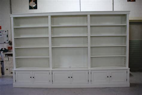 witte boekenkast boekenkast op maat wit boekenkasten de grenenhoeve