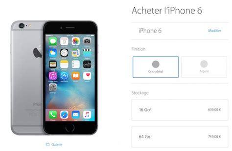 apple ne vend plus l iphone 5s 6 or et le mod 232 le 128 go iphoneaddict fr