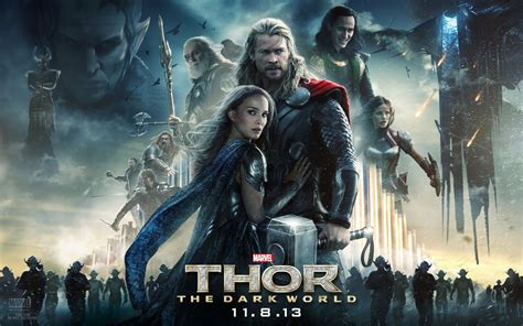 film thor movie thor the dark world movie poster mifty is bored