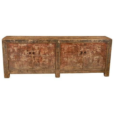 asiatische sideboards painted asian sideboard at 1stdibs