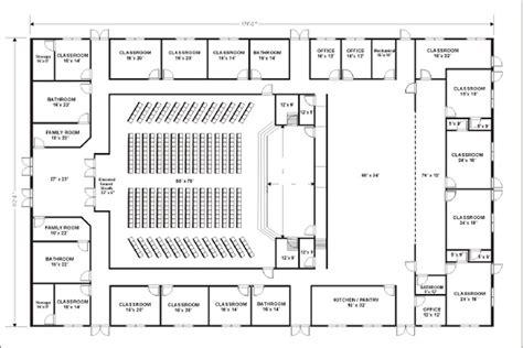 small church floor plans small church floor plan designs church kitchen floor