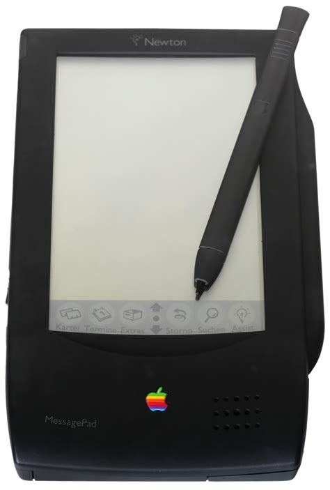 apple newton apple april fools 8 products that are better as jokes