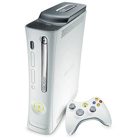 free xbox 360 console xbox 360 pro 60gb console walmart
