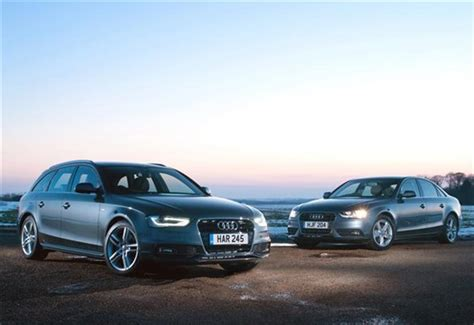 who makes the audi car which audi a4 makes the best company car parkers