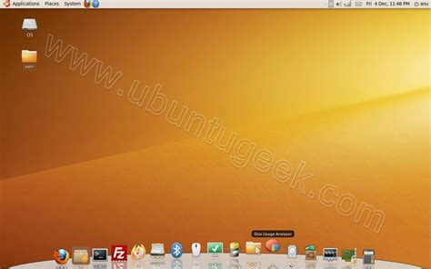 Awn Themes by How To Install Avant Window Navigator Awn In Ubuntu 9 10