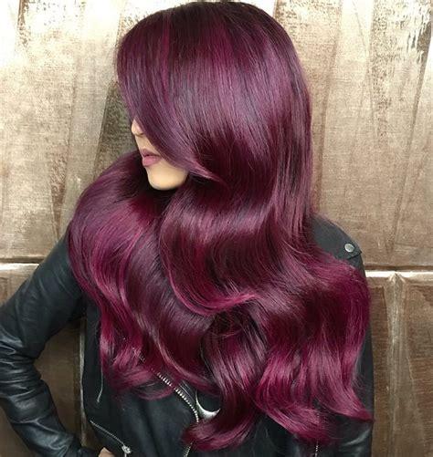 Violett Rot by 15 Cortes De Pelo Para Cambiar De Look Definitivamente