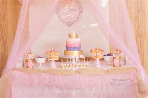 Birthday Party Decoration At Home by Little Big Company The Blog Pink Royal Princess Party