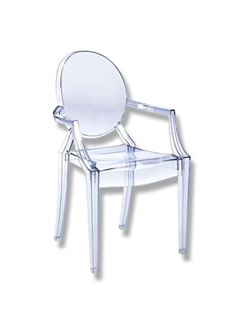 Fauteuil Ghost Philippe Starck 4208 by Fauteuil Louis Ghost Transparent Bleu P Starck