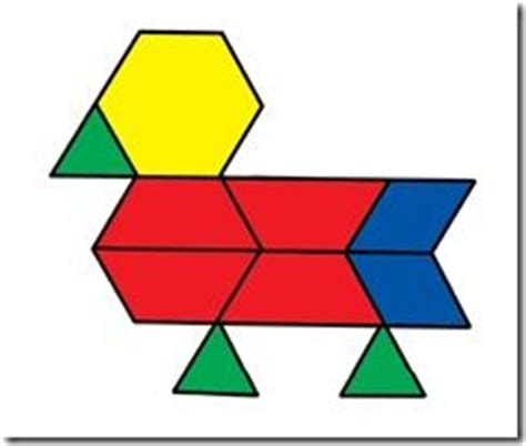 pattern block templates pinterest pattern blocks ducks and animal templates on pinterest